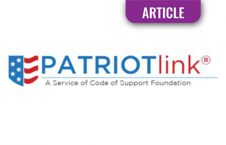 Noblis Contributes 2,500 Hours of Software Development Expertise to Launch of PATRIOTlink®, the Nation's First Cloud-Based Resource for Cost-Free Veteran Services