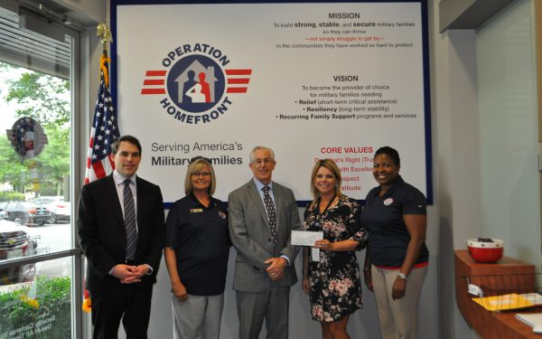 Proud to Support Operation Homefront