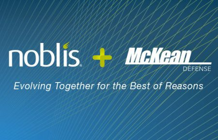 Noblis Acquires McKean Defense and Its Affiliates