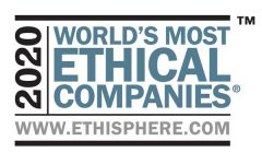 2020 World's Most Ethical Companies logo