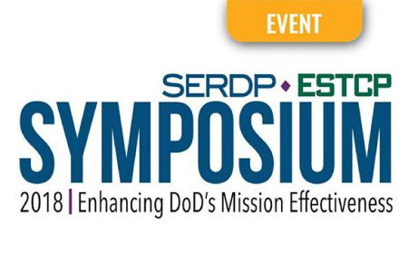 SERDP & ESTCP to Hold 3-day Symposium Centered on Enhancing DoD's Mission 🗓