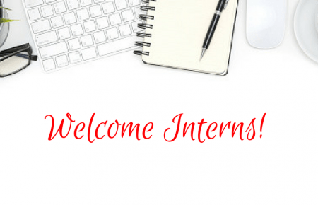 The Interns are Here!